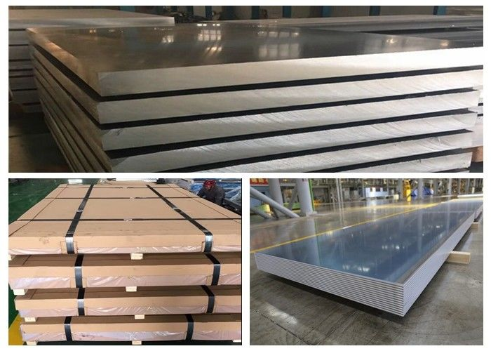 5 Series Aluminum Alloy Plate AlMg6 5a06 LF6 For Pressure Vessel