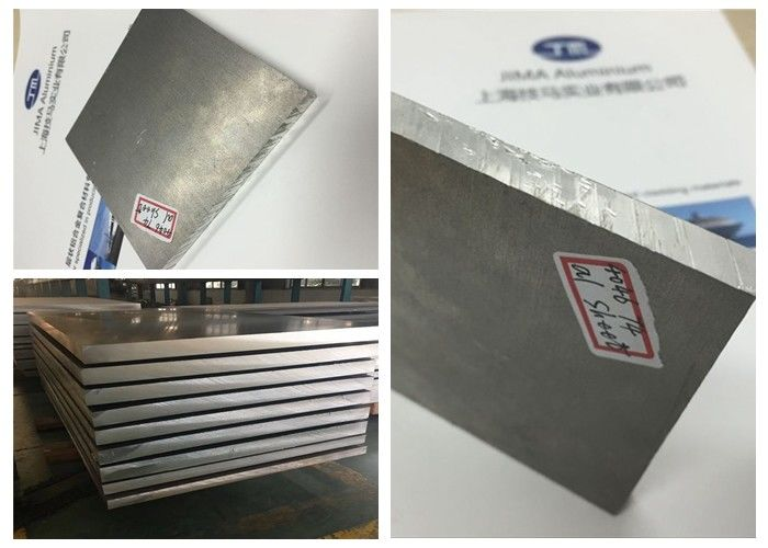 Thick 6205 Marine Grade Aluminum Plate Outstanding High Impact Resistance